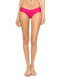 fuchsia Bikinihose von Herve Leger