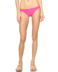 fuchsia Bikinihose von Shoshanna