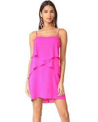 fuchsia Camisole-Kleid