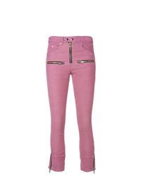 fuchsia enge Jeans von Isabel Marant Etoile