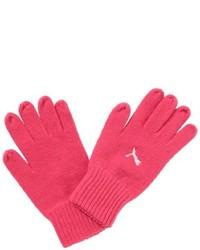 fuchsia Handschuhe von Puma
