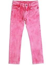 fuchsia Jeans