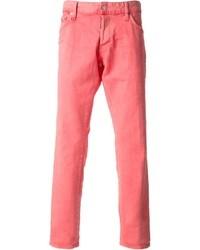 fuchsia Jeans von DSquared
