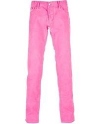 fuchsia Jeans von DSQUARED2