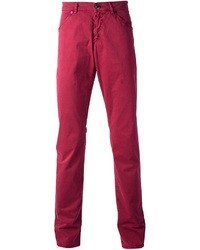 fuchsia Jeans von Etro