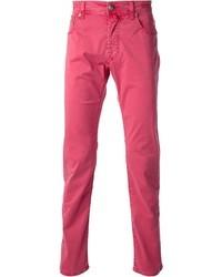 fuchsia Jeans von Jacob Cohen