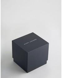 fuchsia Leder Uhr von Marc Jacobs