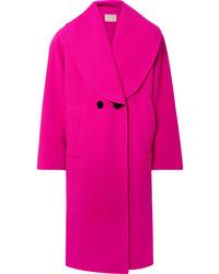 fuchsia Mantel von Marc Jacobs