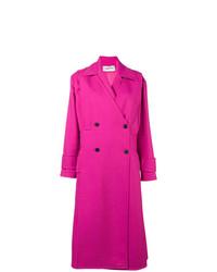 fuchsia Mantel von Valentino