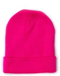 fuchsia Mütze