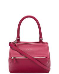 fuchsia Shopper Tasche aus Leder von Givenchy