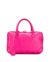 fuchsia Shopper Tasche aus Leder von Golden Goose Deluxe Brand