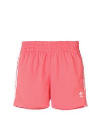 fuchsia Shorts von adidas