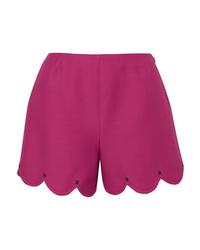 fuchsia Shorts von Valentino