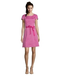 fuchsia Skaterkleid von Betty Barclay