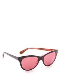 fuchsia Sonnenbrille von Marc by Marc Jacobs