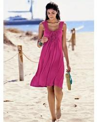 fuchsia Strandkleid von B.C. BEST CONNECTIONS by Heine