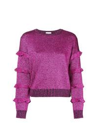 fuchsia Sweatshirt von RED Valentino