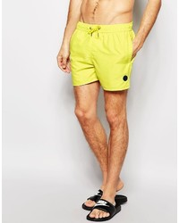 gelbe Badeshorts von NATIVE YOUTH