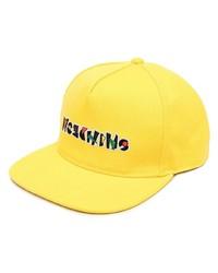 gelbe Baseballkappe von Moschino