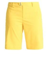 gelbe Bermuda-Shorts von Ralph Lauren