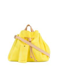 gelbe Beuteltasche von Marsèll