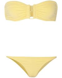 gelbe Bikinihose von Eres