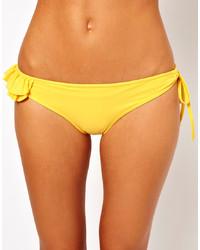 gelbe Bikinihose von Mouille