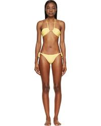 gelbe Bikinihose von Prism