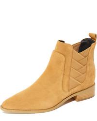 gelbe Chelsea Boots von Rebecca Minkoff