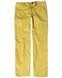 gelbe Chinohose von JP1880