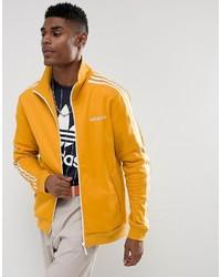 gelbe Jacke von adidas