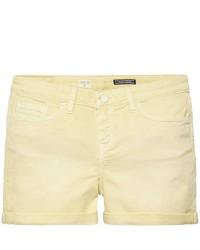 gelbe Jeansshorts von Tommy Hilfiger