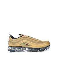 gelbe niedrige Sneakers von Nike
