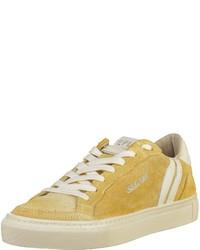 gelbe niedrige Sneakers von Replay
