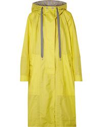 gelbe Regenjacke von Marc Jacobs