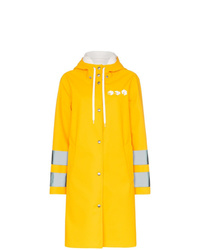 gelbe Regenjacke von Miu Miu