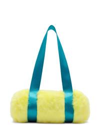 gelbe Segeltuch Sporttasche von Landlord