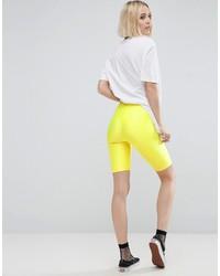 gelbe Shorts von Asos