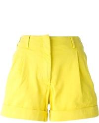 gelbe Shorts von Etro