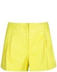 gelbe Shorts von Proenza Schouler