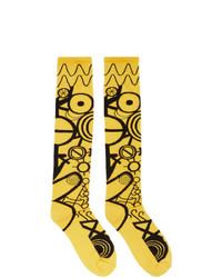 gelbe Socken von Charles Jeffrey Loverboy