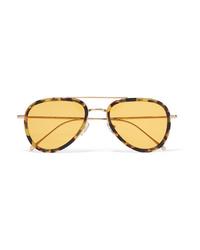 gelbe Sonnenbrille von Illesteva