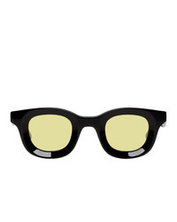 gelbe Sonnenbrille von Rhude