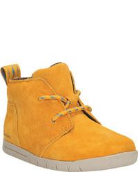 gelbe Stiefel