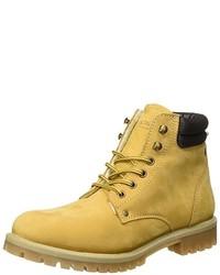 gelbe Stiefel von Jack & Jones