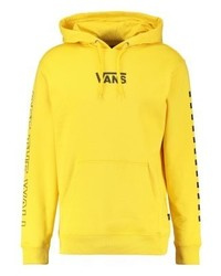 vans pullover gelb