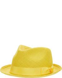 gelber Hut