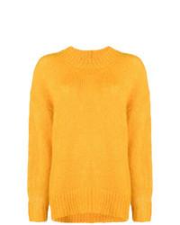 gelber Oversize Pullover von Isabel Marant