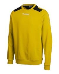 gelber Pullover von Hummel